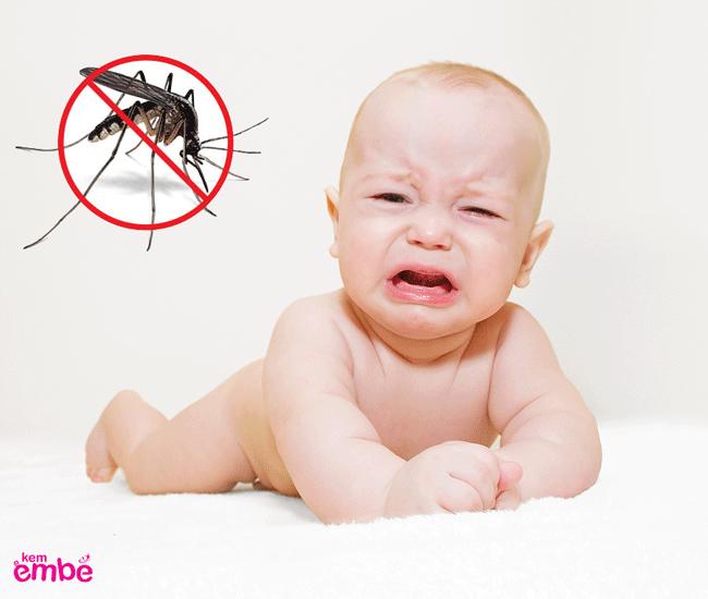 Sai lầm mẹ cần tránh khi con bị muỗi đốt