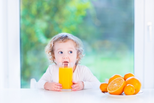 hoa quả cho bé 2