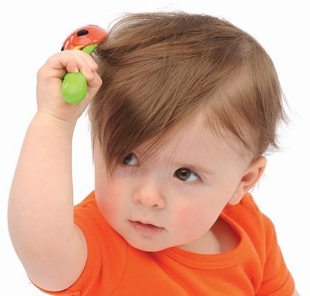 cắt tóc cho bé 3