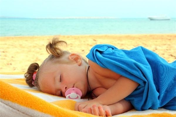 bệnh mùa hè ở trẻ 1