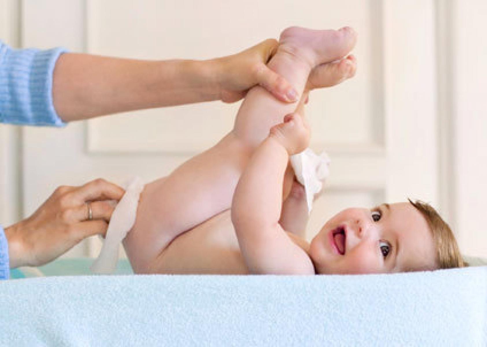 hăm da ở trẻ em