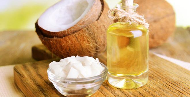 cách trị hăm háng từ dầu dừa