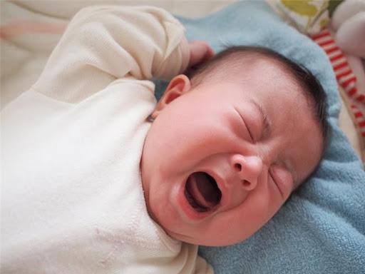 rôm sảy ở trẻ sơ sinh