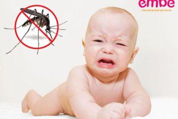 Tại sao côn trùng cắn sưng cứng