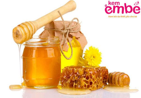 Mật ong có tính kháng khuẩn, chống viêm