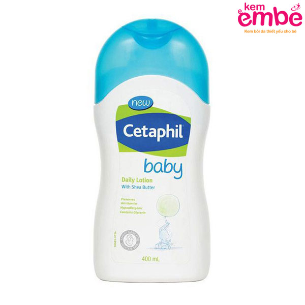 Sữa tắm Cetaphil Baby Daily Lotion