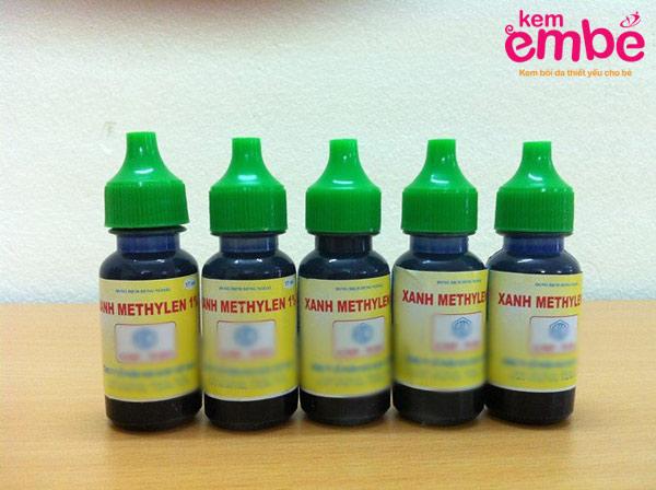 Dung dịch xanh methylen