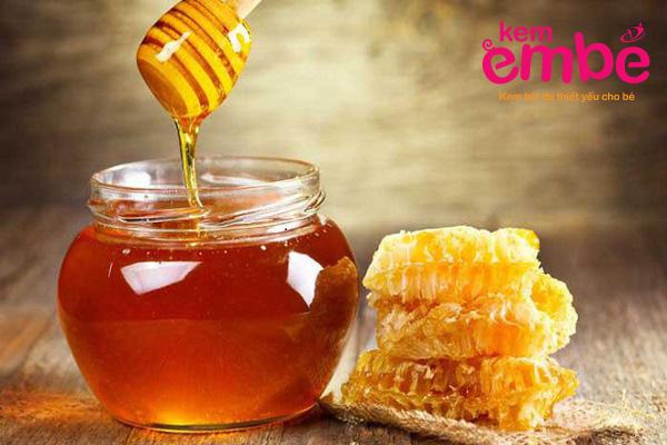 Chữa muỗi đốt bằng mật ong