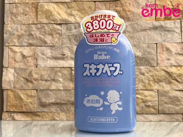 Sữa tắn Skina Babe