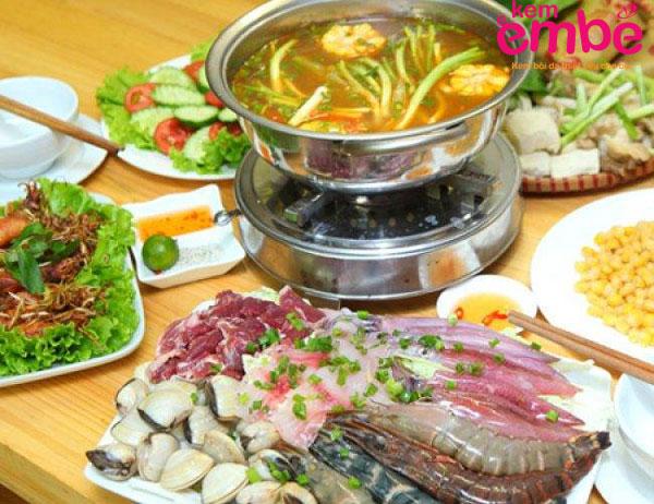 Thực phẩm là một trong số nguyên nhân gây viêm da dị ứng