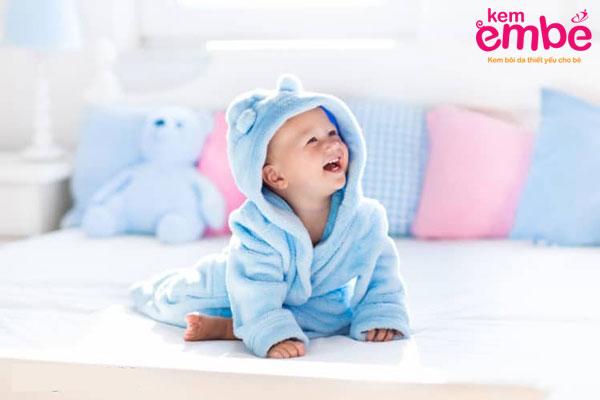Cách phòng tránh chàm sữa ở trẻ sơ sinh và trẻ nhỏ