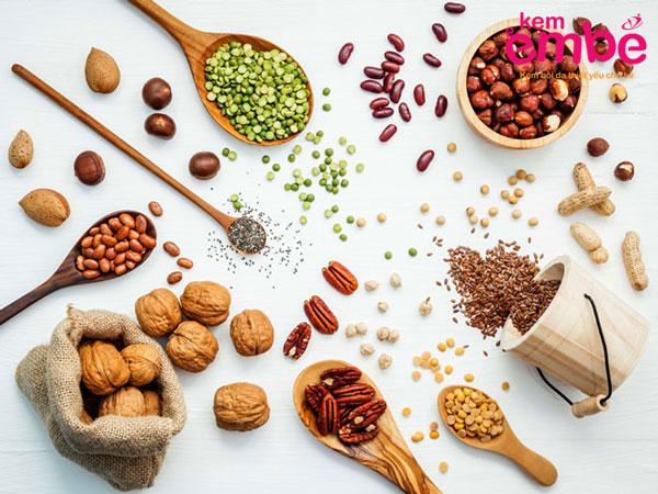 Các loại hạt giàu vitamin nhóm B