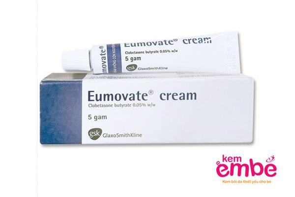 Hộp thuốc Eumovate